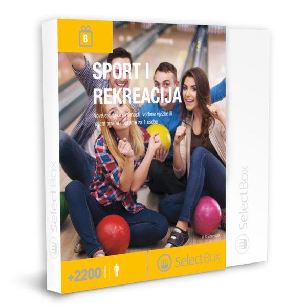 Sport i rekreacija