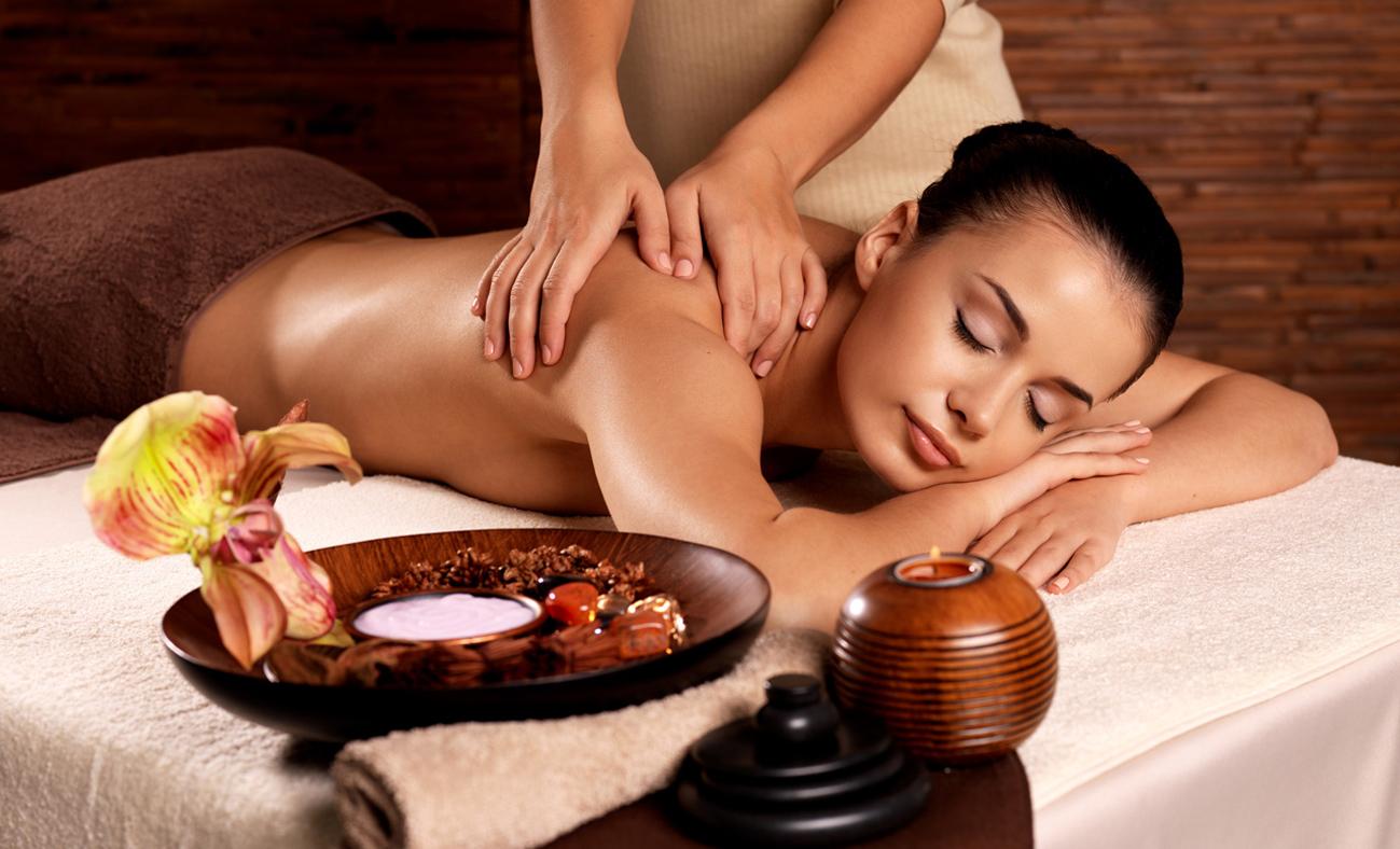 Tajlandske masaže Sanai