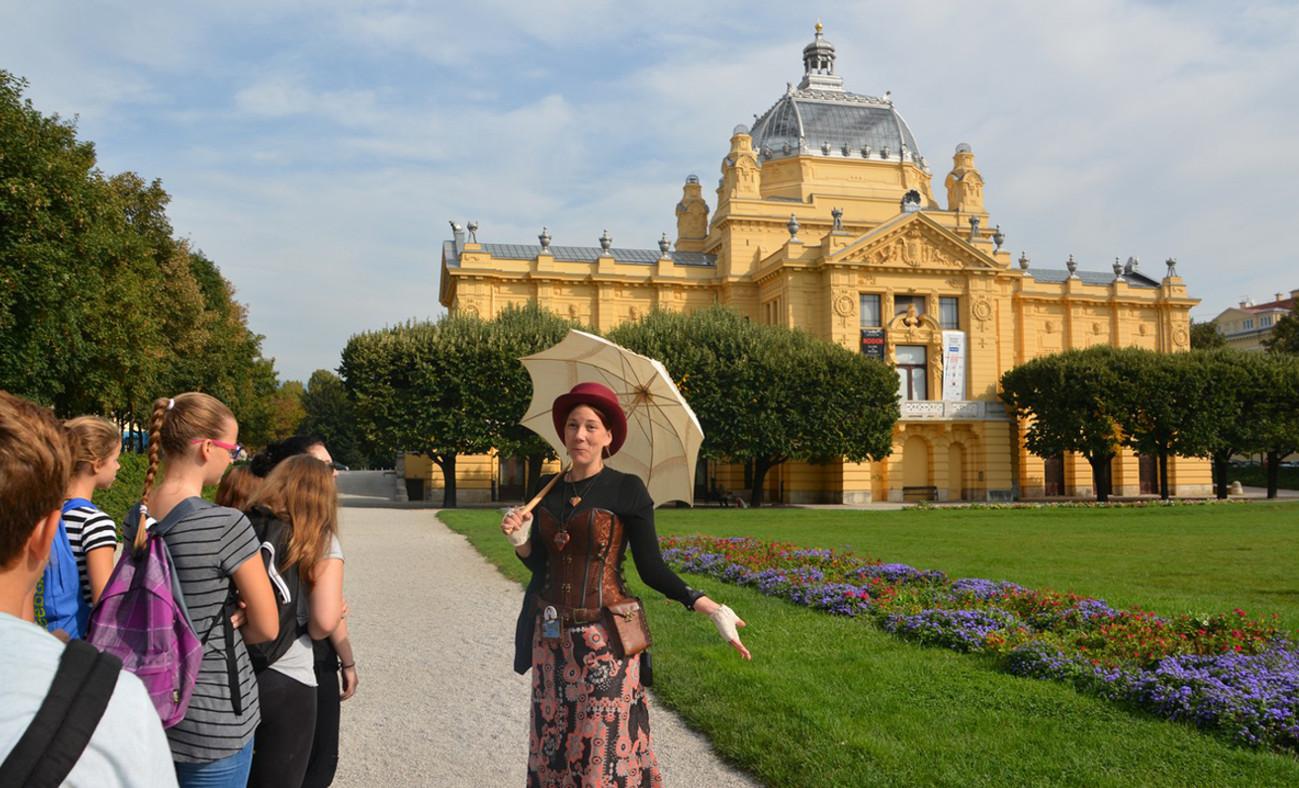 Secret Zagreb - maštoviti obilasci Zagreba
