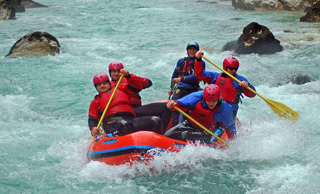 Rafting Sport Mix, Bovec