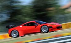 Vožnja Ferrarija
