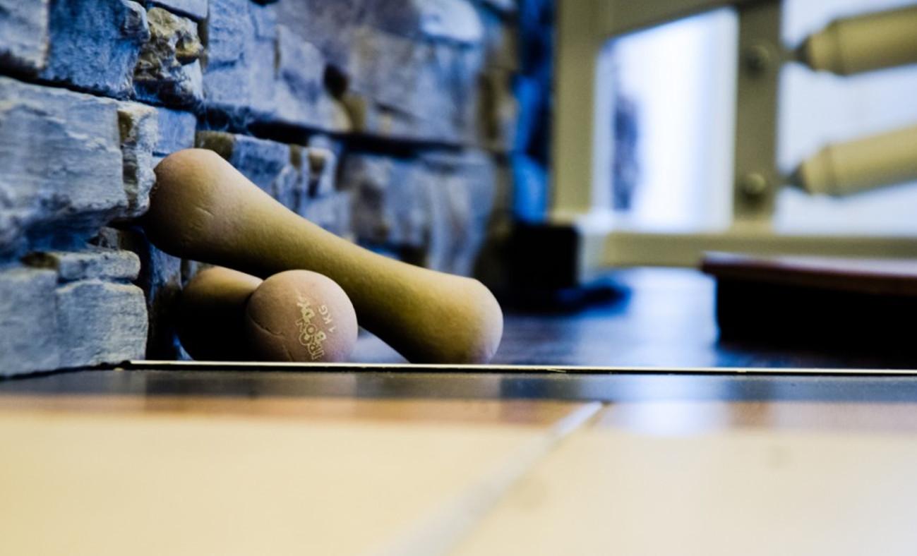 Fitness studio Magic Well, Zagreb