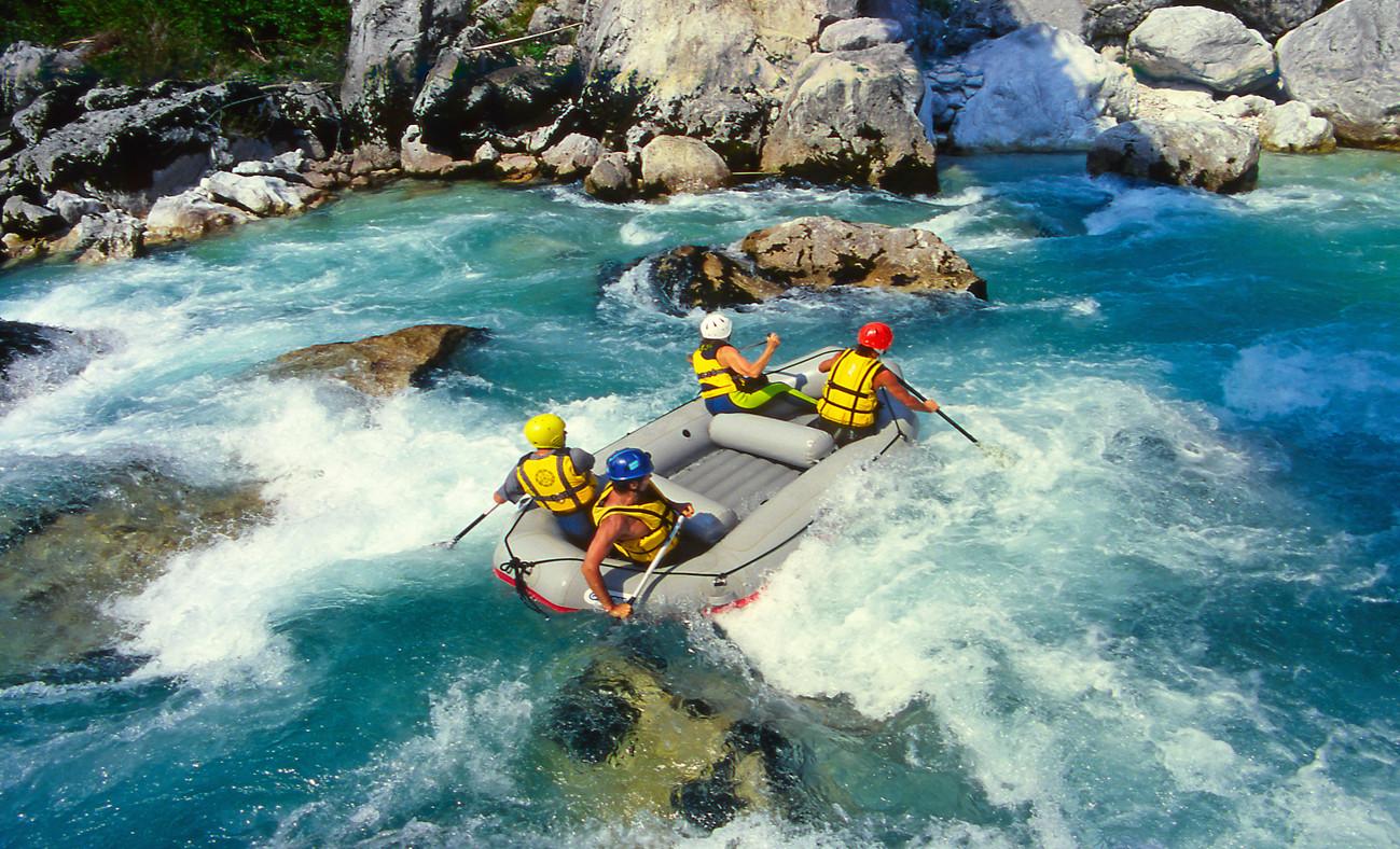 Croatia Rafting, Omiš