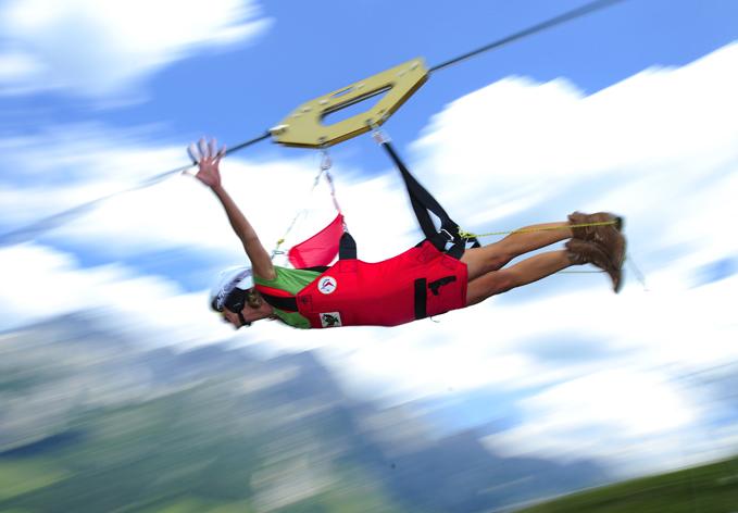 Zipline Flying Fox Xxl Selectbox
