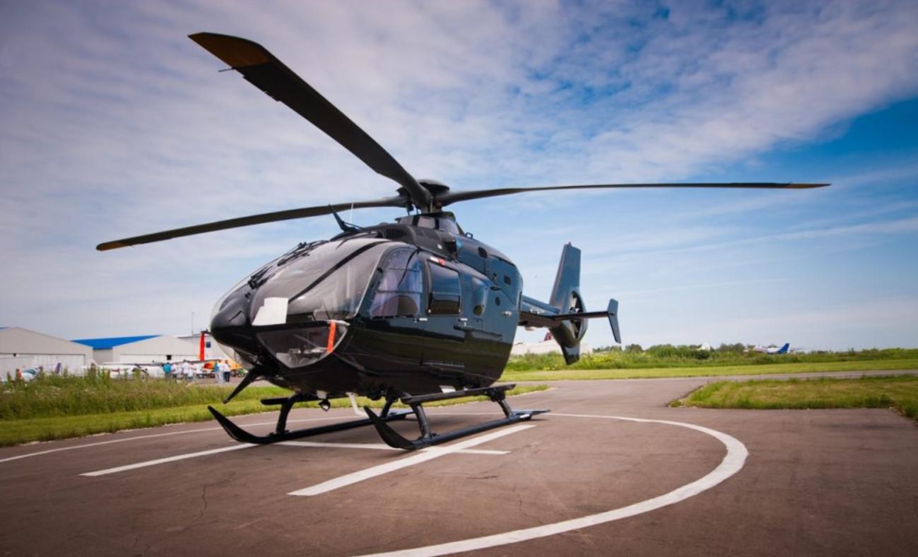 Let helikopterom IškAAdventure
