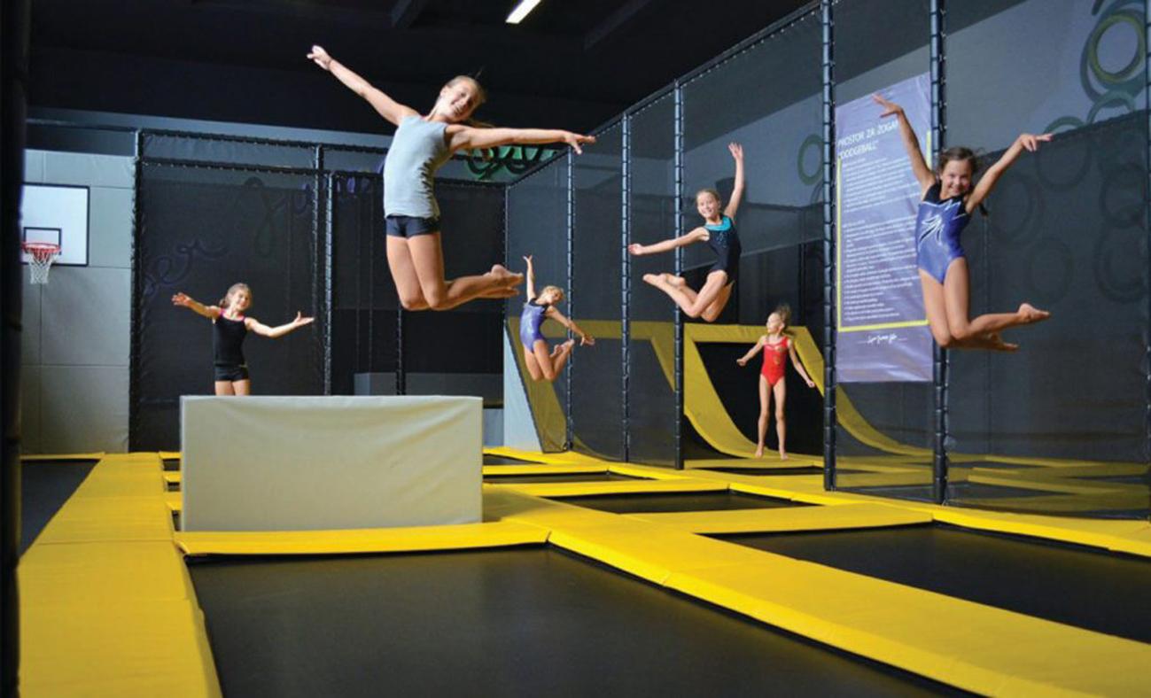 Gib - trampolin park