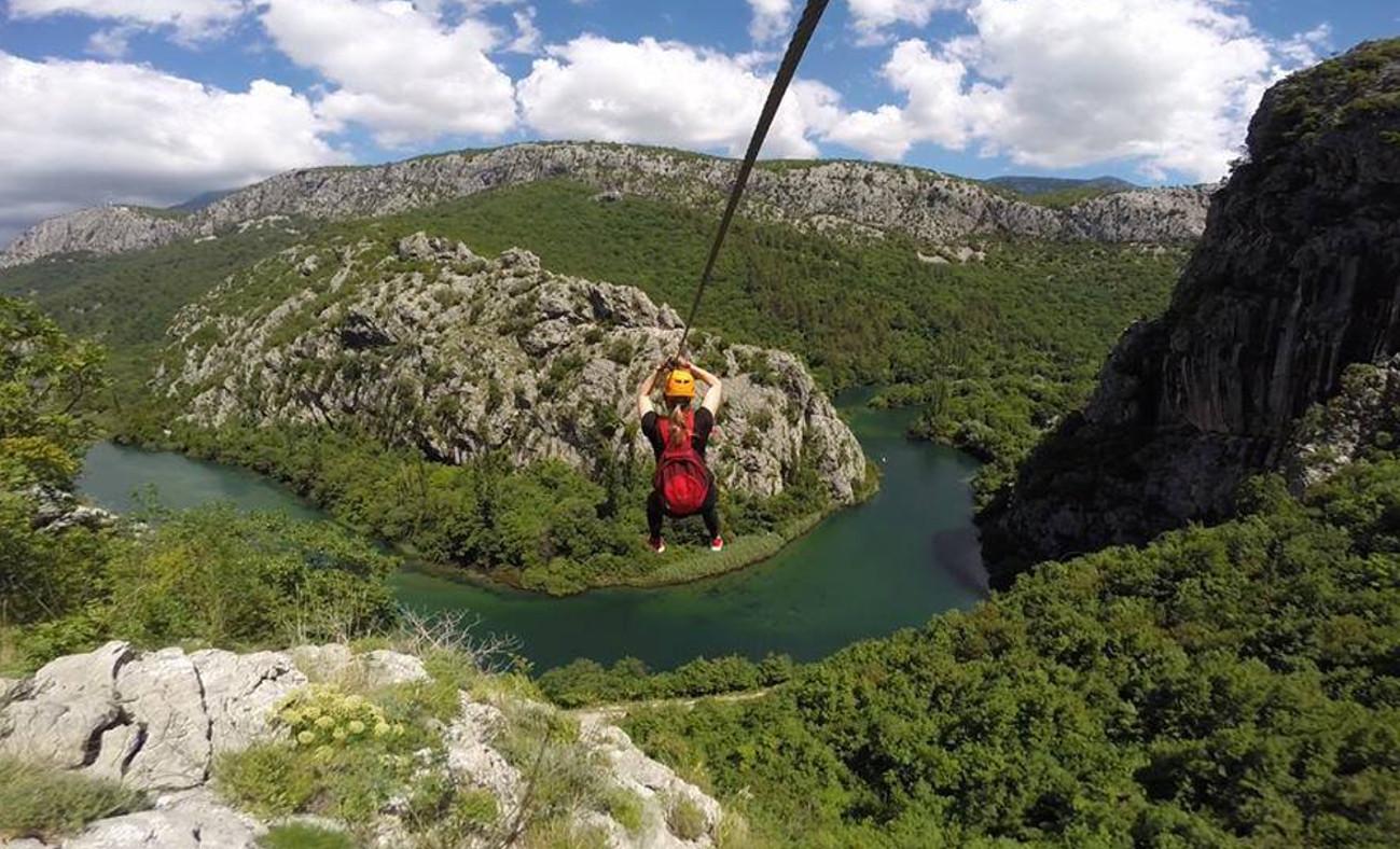 Zipline Croatia