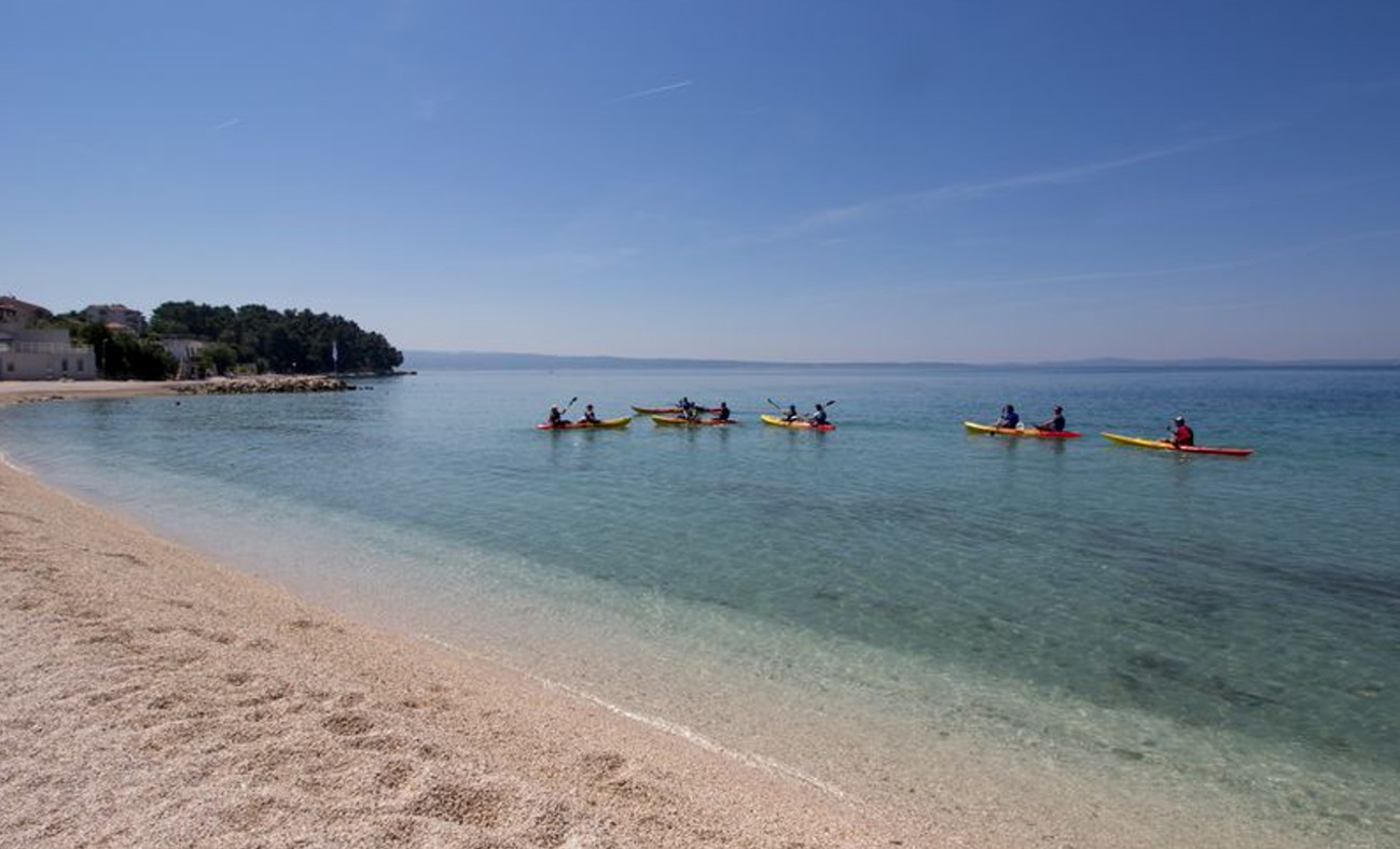 Sea kayaking & canyoning - Iris Adventures, Split