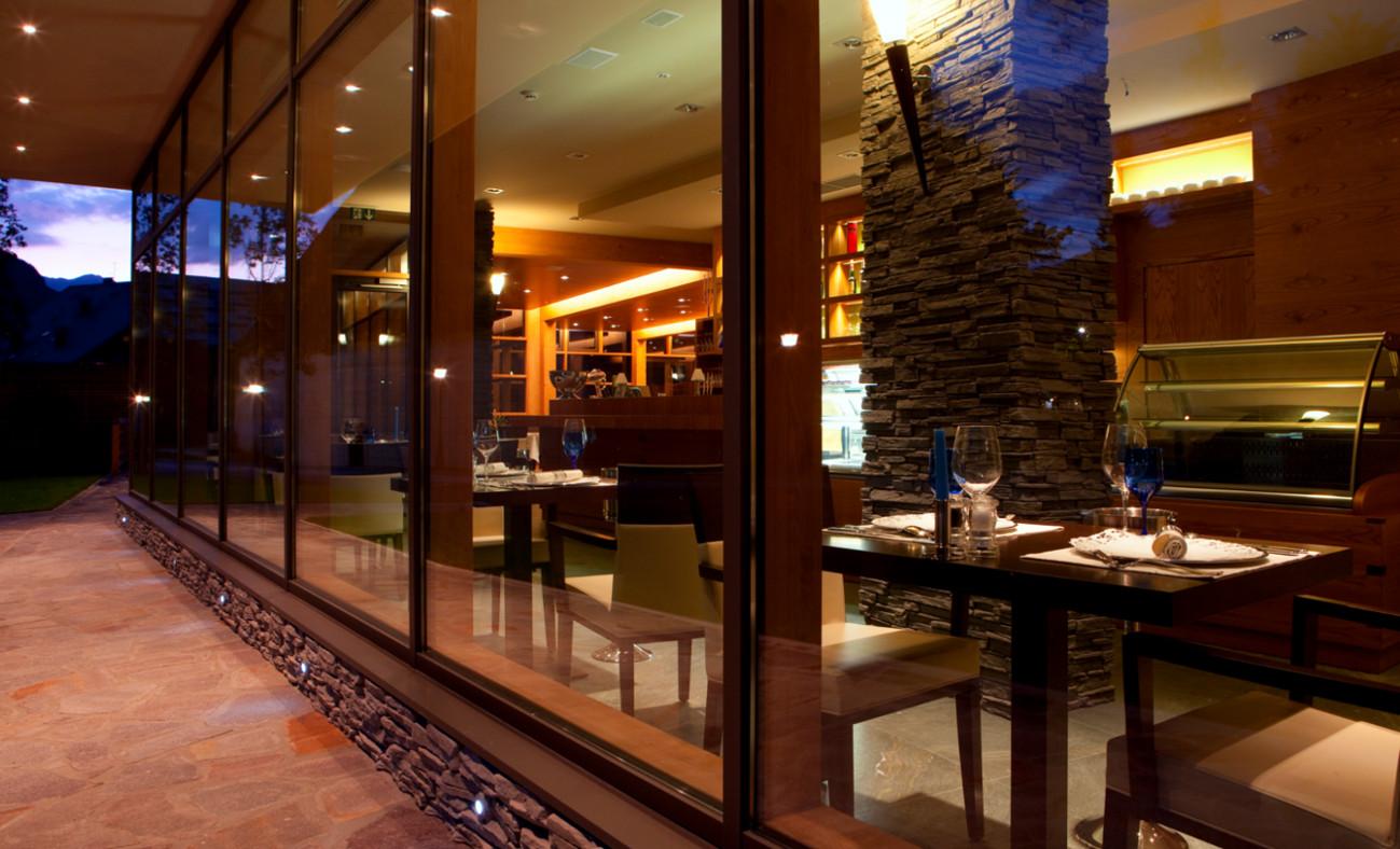 Restoran 2864 - Bohinj ECO Hotel