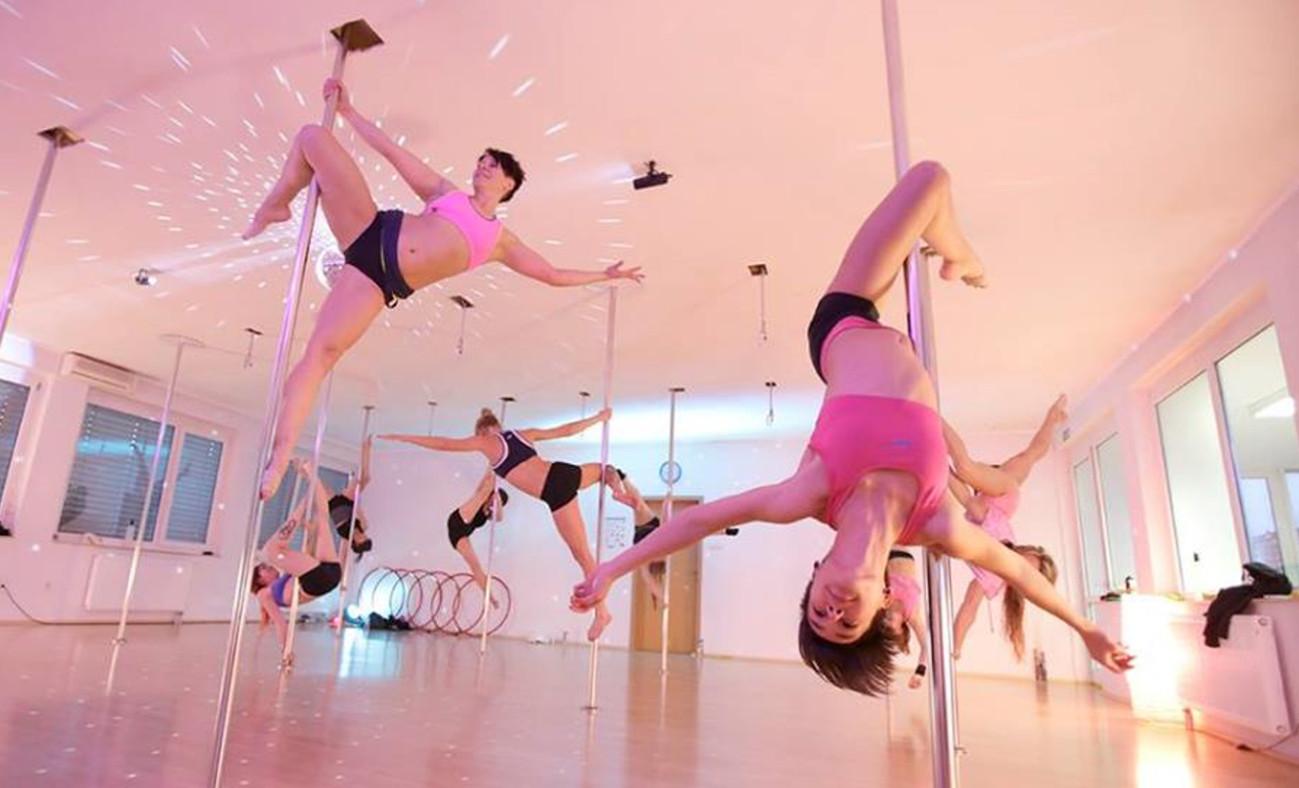 Studio Pole dance
