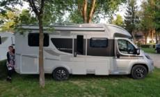 Lux kamper - Adria Matrix 650
