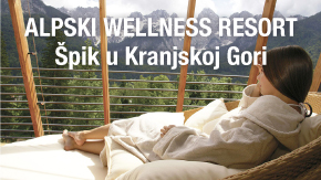 Alpski Wellness Resort Špik