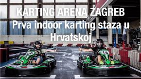 Arena Zagreb karting