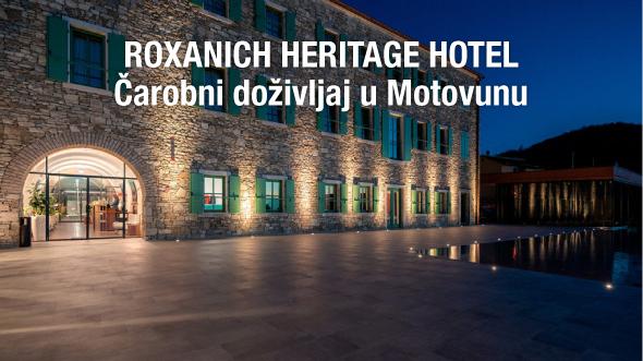 Restaurant & Wine Roxanich, Motovun