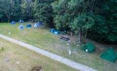 Kamp odmorište Duboka